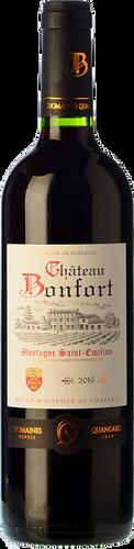 Château Bonfort Montagne Saint-Emilion 2016