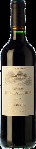 Château Tuileries Gouribon Côtes de Bourg 2019