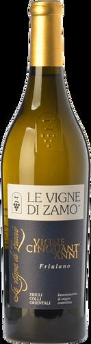 Zamò Friulano Vigne Cinquant'Anni 2016