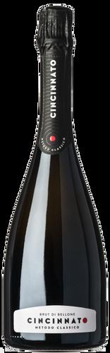 Cincinnato Bellone Brut Metodo Classico 2015