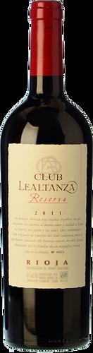 Club Lealtanza Reserva 2011