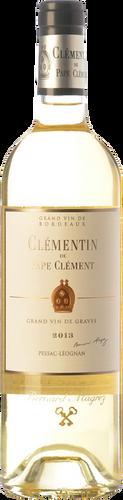 Clémentin de Pape Clément Blanc 2018