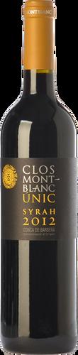 Clos Montblanc Syrah Únic 2017