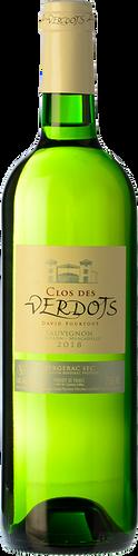Clos des Verdots Bergerac Blanc Sec 2018