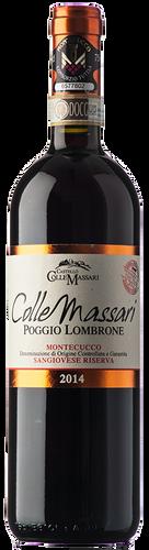 ColleMassari Poggio Lombrone Riserva 2014