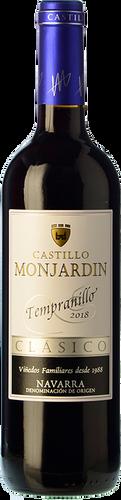 Castillo de Monjardín Tempranillo 2019