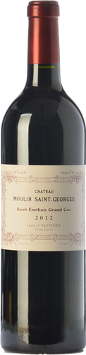 Château Moulin Saint-Georges 2017