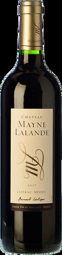 Château Mayne Lalande Listrac-Médoc 2017