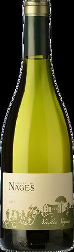 Château de Nages Vieilles Vignes Blanco 2017
