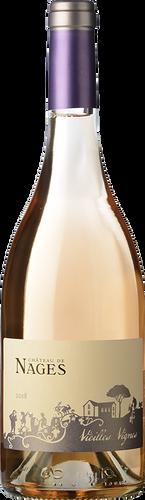 Château de Nages Vieilles Vignes Rosé 2018