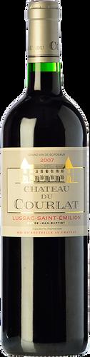 """Château du Courlat - """"Cuvée Jean-Baptiste"""" 2008"""