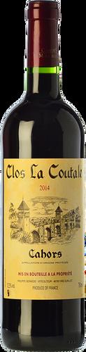 Clos La Coutale Cahors 2016