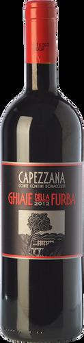 Capezzana Toscana Rosso Ghiaie della Furba 2012