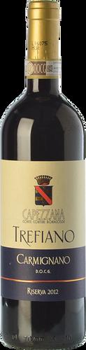 Capezzana Carmignano Riserva Trefiano 2013
