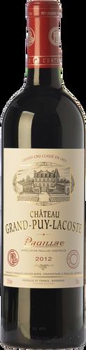 Château Grand-Puy Lacoste 2017