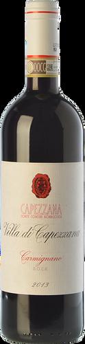 Capezzana Carmignano Villa di Capezzana 2016