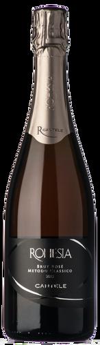 Cantele Negroamaro Met. Cl. Rosé Brut Rhoesia 2015