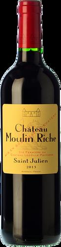 Château Moulin Riche Saint Julien 2013