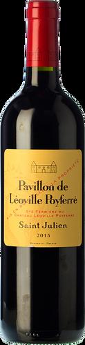 Pavillon de Léoville Poyferré Saint Julien 2015