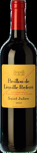 Pavillon de Léoville Poyferré Saint Julien 2016