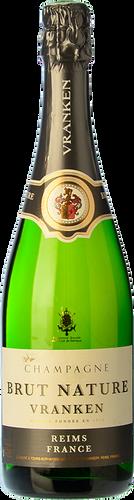 Champagne Vranken Brut Nature