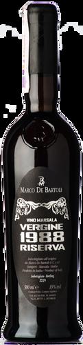 De Bartoli Marsala Vergine Riserva (0,5 L)