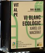 Doll Diví Xarel·lo Macerat ECO (Bag in box 3L)