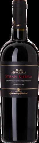 Caruso e Minini Delia Nivolelli Syrah Riserva 2012