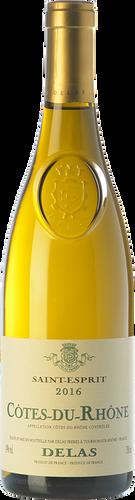 Delas Côtes du Rhône Blanc St Esprit 2018