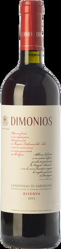 Sella & Mosca Cannonau Dimonios 2017