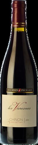 Jourdan & Pichard Chinon Les Varesnes 2011