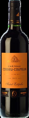 Château Cossieu-Coutelin St Estèphe 2015