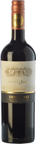 Errazuriz Estate Series Carménere 2017