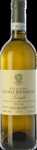 Einaudi Langhe Bianco Vigna Meira 2016