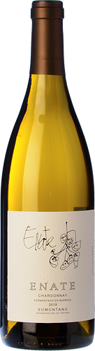 Enate Chardonnay Fermentado en Barrica 2019