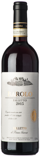 Bruno Giacosa Barolo Falletto 2016
