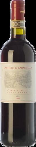 Castello di Farnetella Chianti Colli Senesi 2017