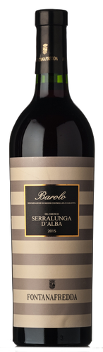 Fontanafredda Barolo Serralunga d'Alba 2015