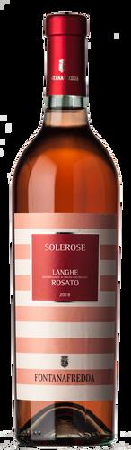 Fontanafredda Langhe Rosato Solerose 2018