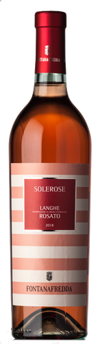 Fontanafredda Langhe Rosato Solerose 2020