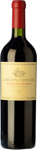 Catena Adrianna Vineyard Fortuna Terrae 2015