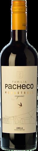 Familia Pacheco Organic 2018