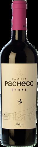 Familia Pacheco Syrah 2019