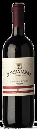 Sorbaiano Montescudaio Rosso 2019
