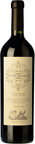 Gran Enemigo Chacayes Single Vineyard 2014
