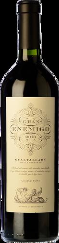 Gran Enemigo Gualtallary Single Vineyard