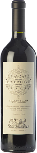 Gran Enemigo Gualtallary Single Vineyard 2015