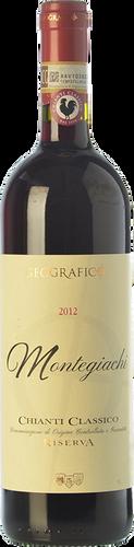 Geografico Chianti Cl. Riserva Montegiachi 2012
