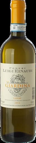 Einaudi La Giardina 2013