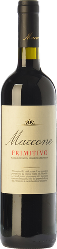 Angiuli Puglia Primitivo Maccone 2018